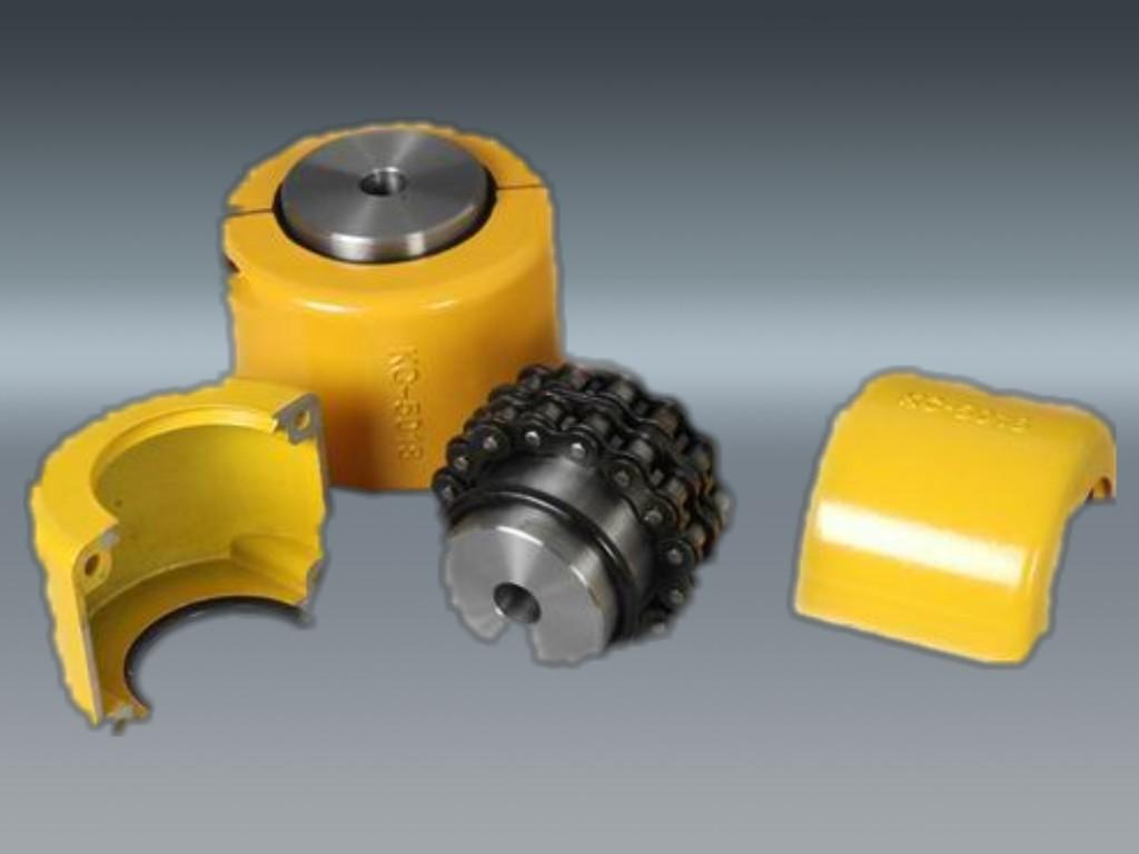 KC型滚子链联轴器 膜片联轴器 万向节联轴器 弹性联轴器 梅花联轴器